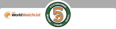 5-5-5 2013 WWL