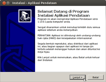 Instalasi - Aplikasi Pendataan_003