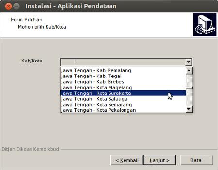 Instalasi - Aplikasi Pendataan_005