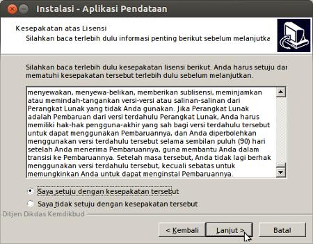 Instalasi - Aplikasi Pendataan_006