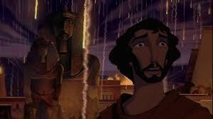The Prince of Egypt. Visualisasi tulah di Mesir. Diambil dari http://angelfire.com/