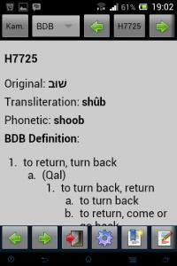 Bertobat (Ibrani: shûb)