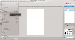 GIMP - Paste image