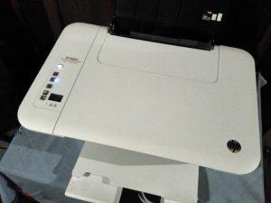 Penampakan Printer HP 2545