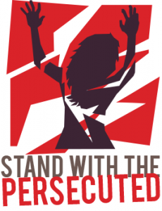 Stand with the persecuted