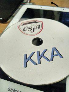 DVD KKA GSJA