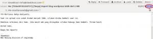 E-mail balasan dari IDWebhost