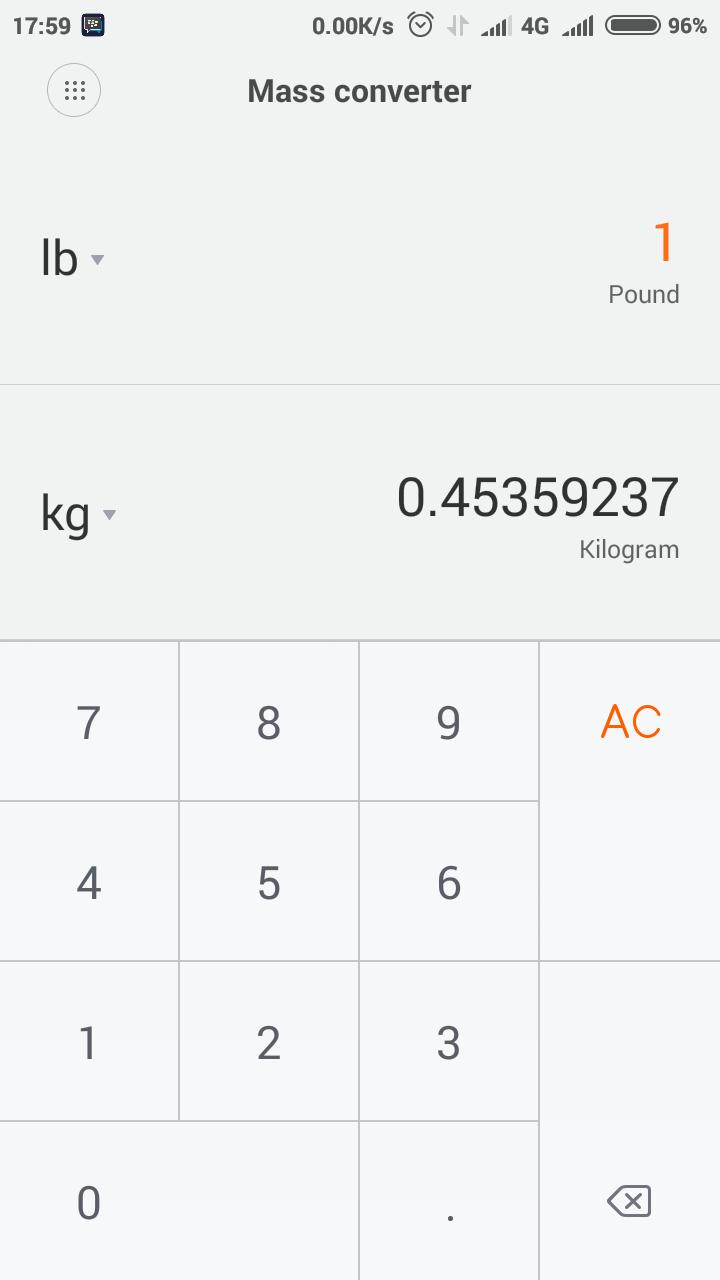 Kalkulator lengkap di MIUI 8 – Blognya Martianus