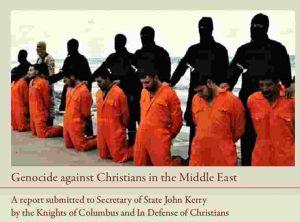 Laporan kejahatan ISIS
