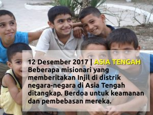 12.12.2017 Asia Tengah