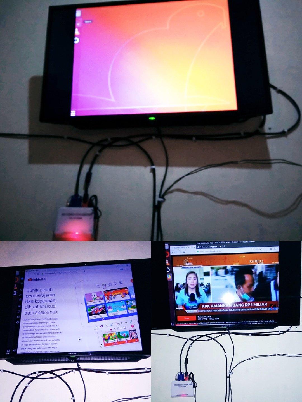 Sharpbuntu SmartTV