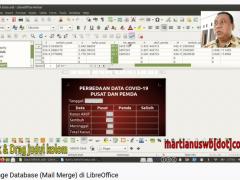 Exchange Database di LibreOffice